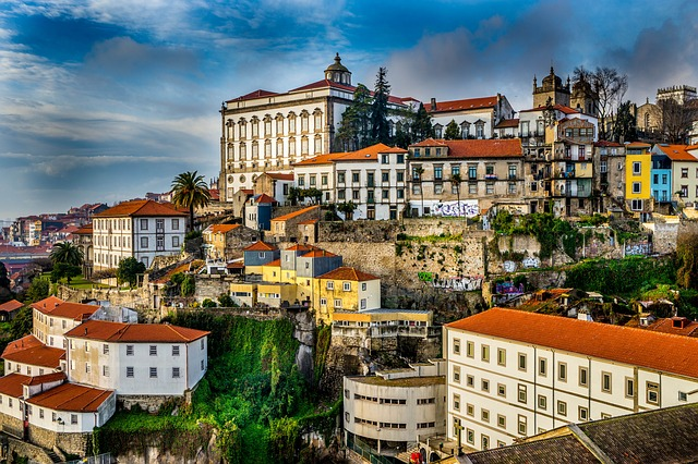 portugalsko domy